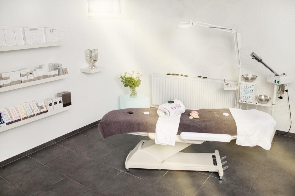 Werbeaufnahme Kosmetikstudio Nürtingen