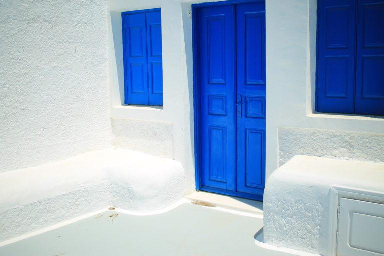 Architektur Kykladisch